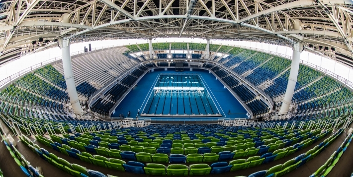 Системы кондиционирования Midea на Олимпийских объектах в Рио