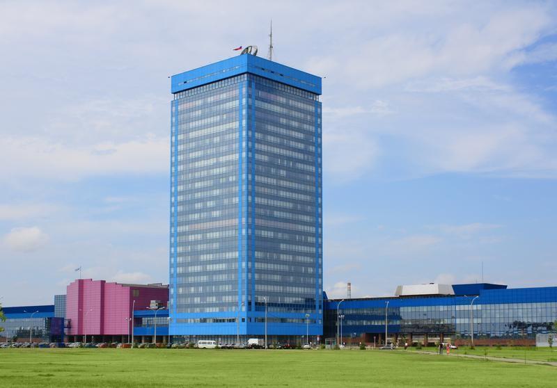 Kentatsu DX PRO в здании управления АО «АВТОВАЗ», Тольятти
