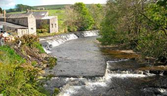 Гидроэлектростанция River Bain Hydro