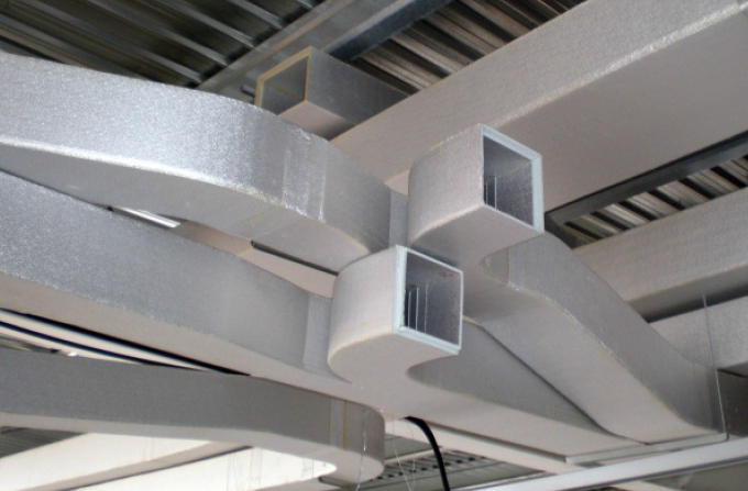 Термоизолированные воздуховоды PirroVentiDuct