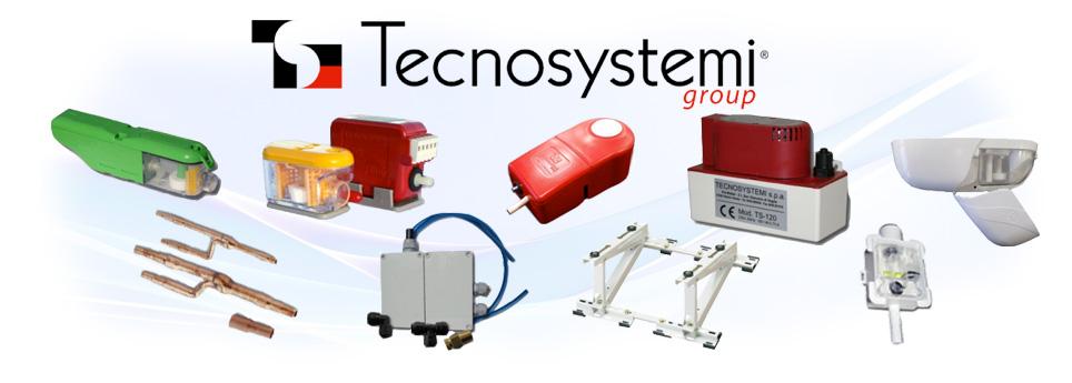 Продукция итальянской компании Techosystemi group уже на складе