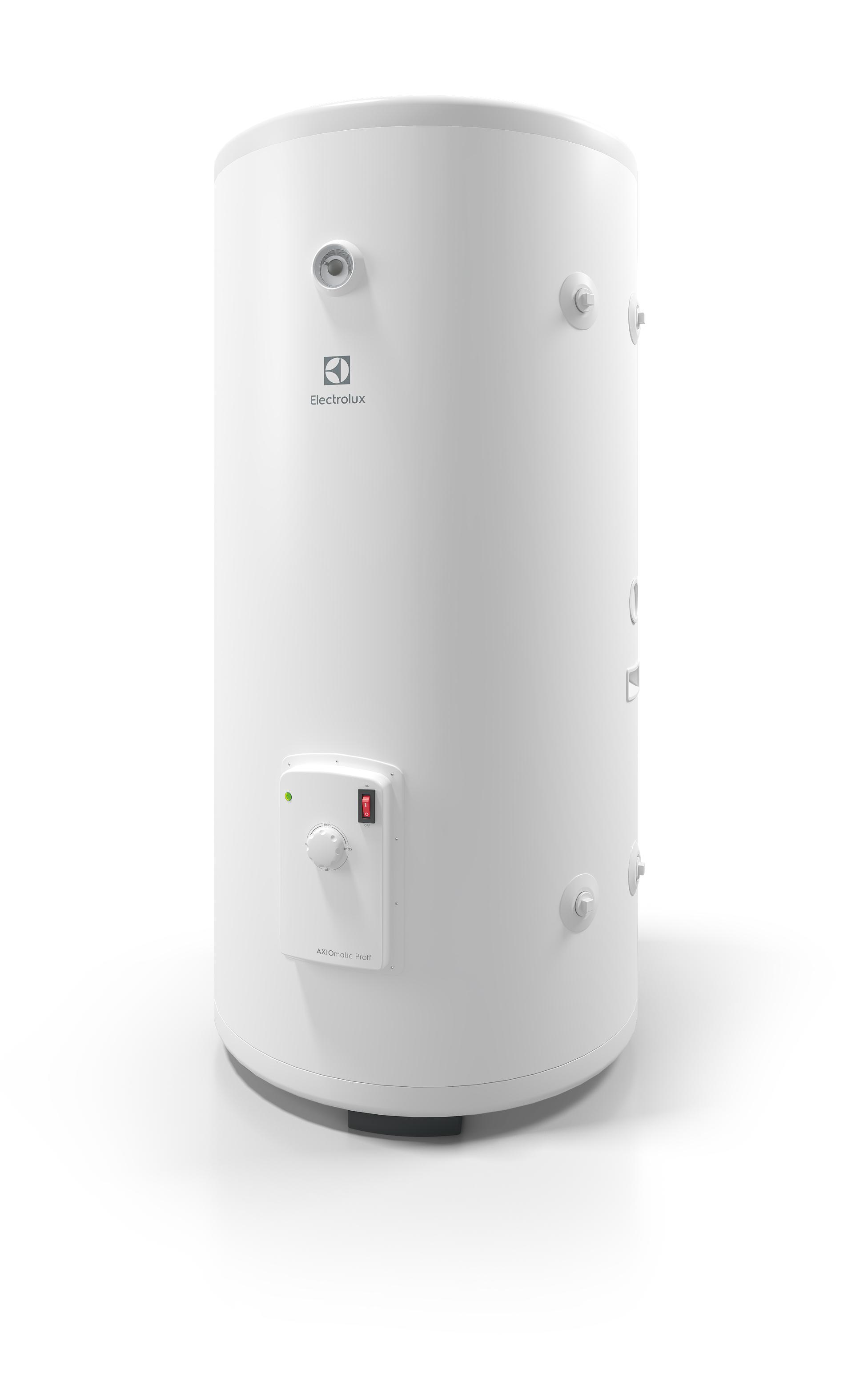 AXIOmaticProff от Electrolux: 200 литров тепла