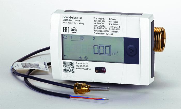 Обновленный SonoSelect10 обеспечит учет в системе холодоснабжения