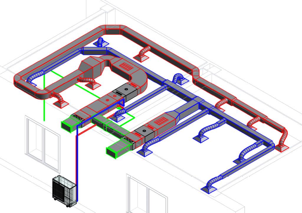 Воздуховоды - «транспортная система» вентиляции