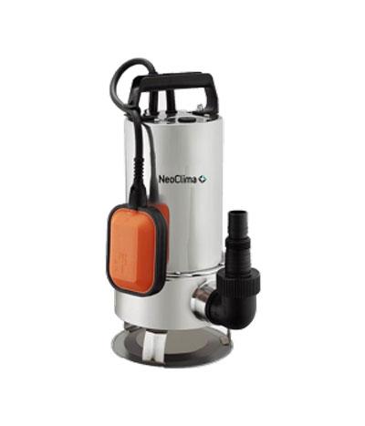 Дренажный насос NeoClima серии DP 550 DN с поплавковым выключателем