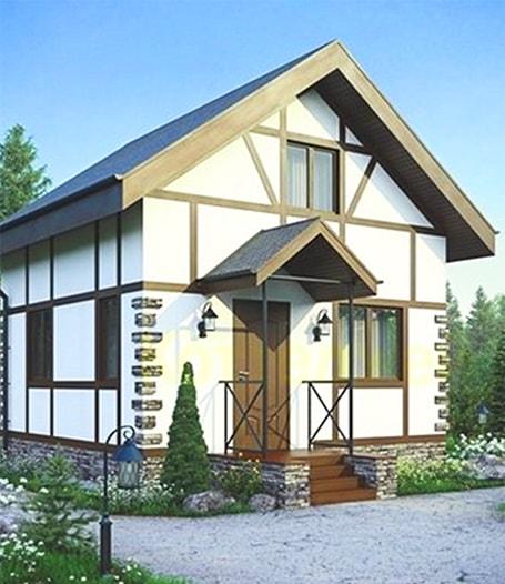 Дома из SIP-панелей пользуются неизменным спросом на протяжении десятилетий