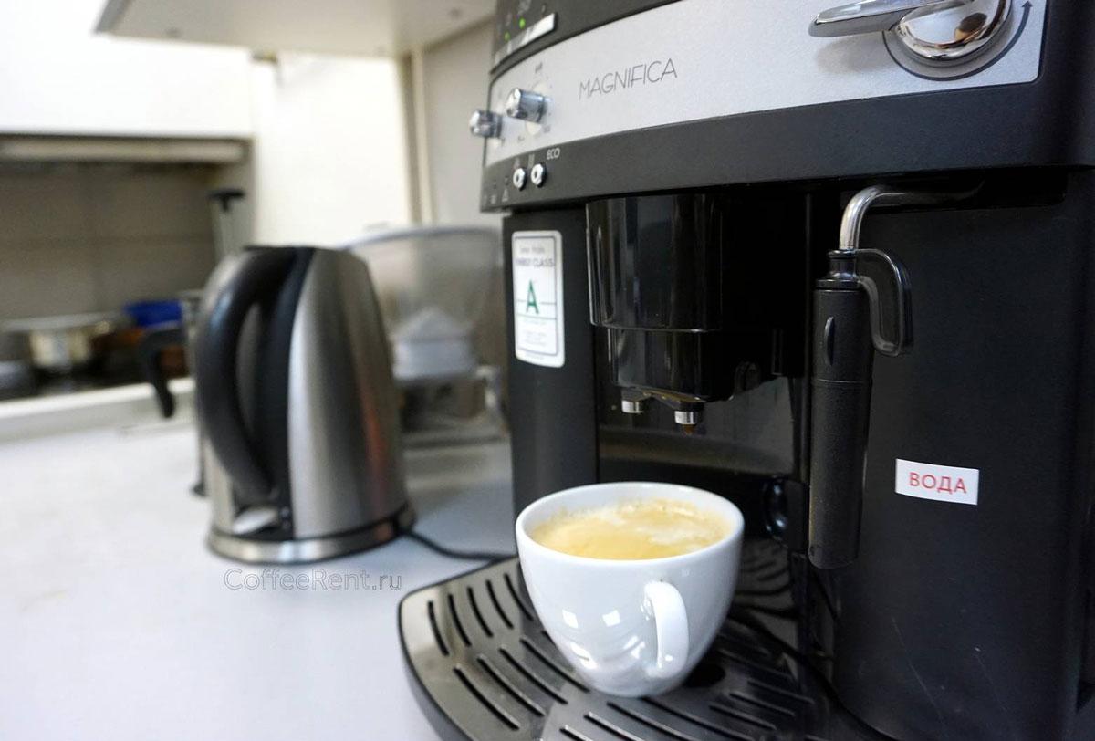 Аренда кофемашины бесплатно