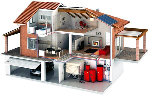 Теплоаккумулятор – важный элемент системы отопления комфортного и безопасного дома