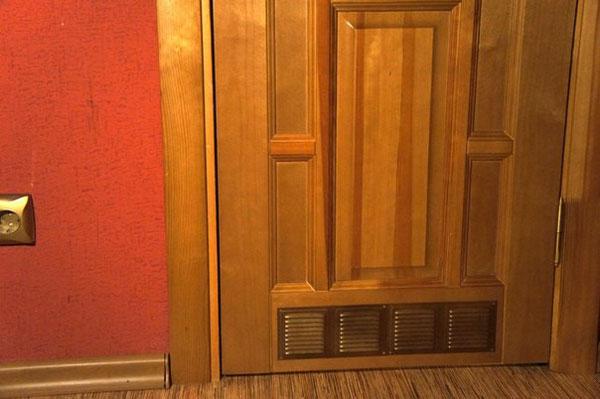 Дверные вентклапаны Двервент