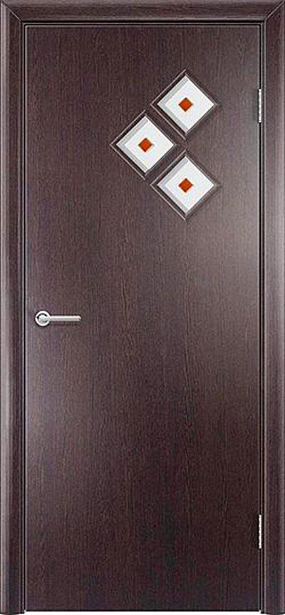 Двери с остеклением найдут свое место на кухне, в зале или в детской