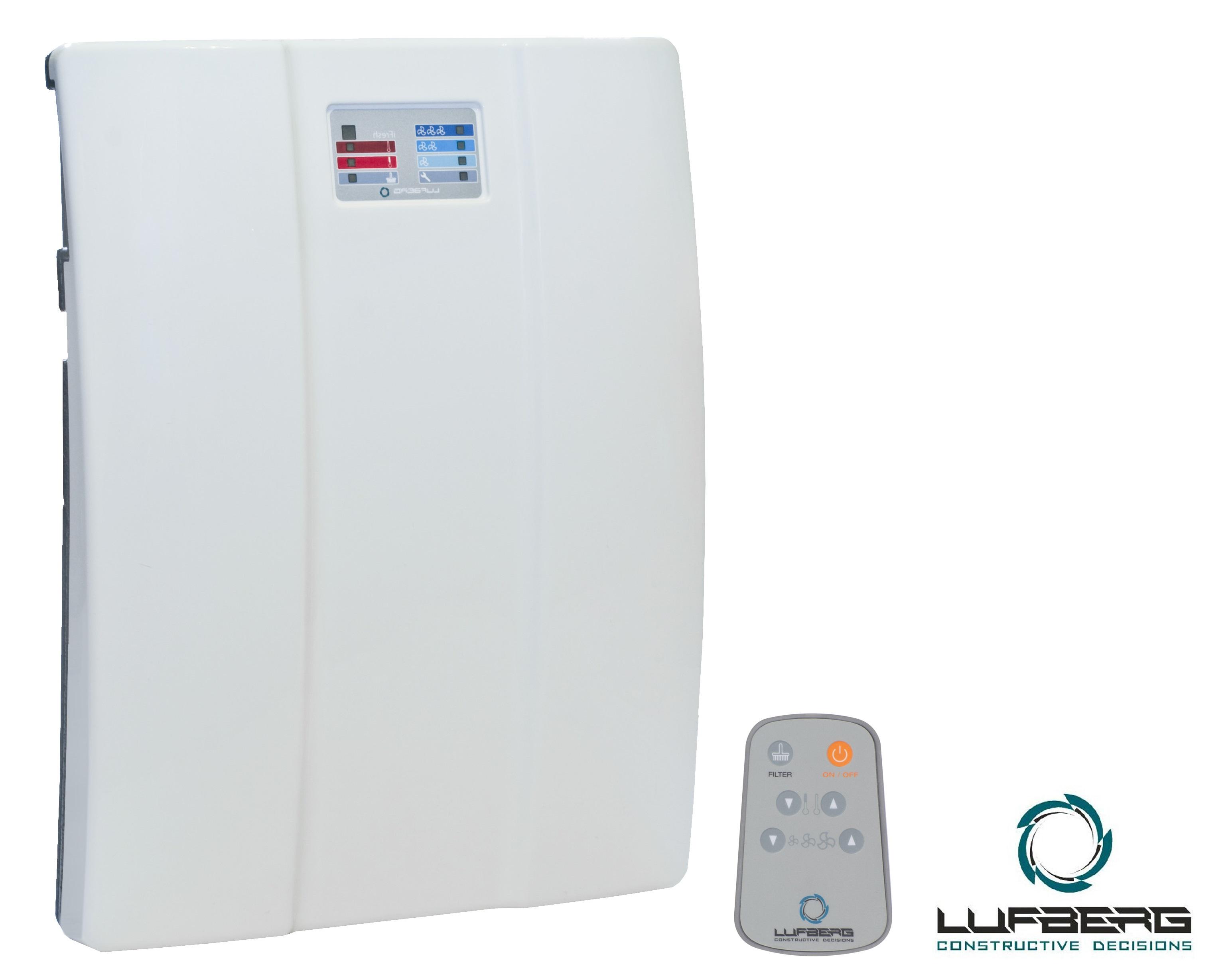 Вентиляционная установка-проветриватель iFresh