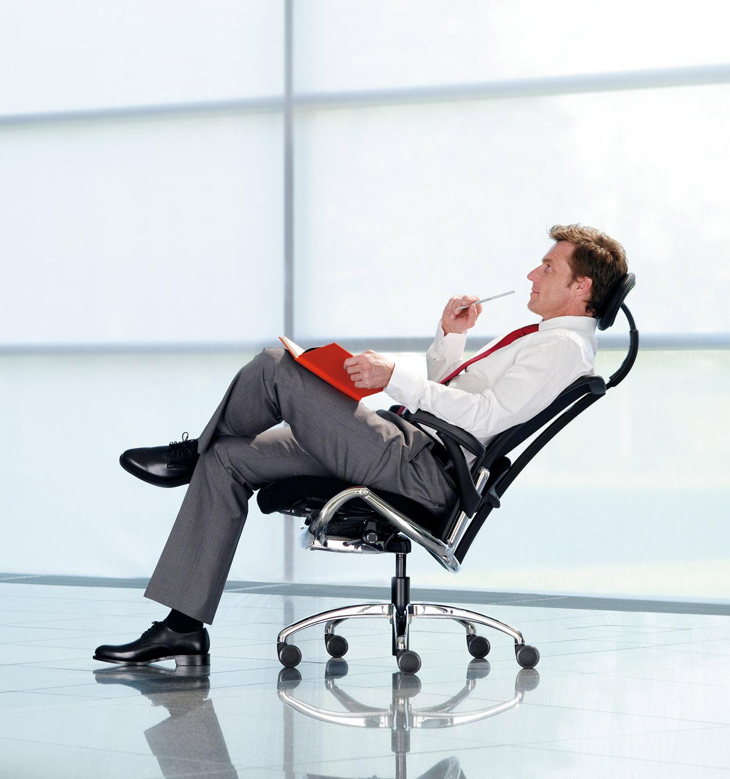 Компьютерные кресла могут быть опасны для здоровья